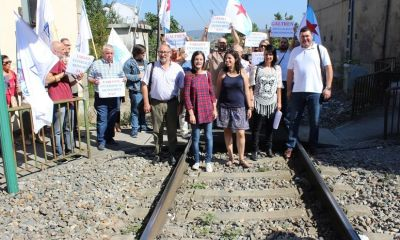El BNG propone crear el Galtren, una entidad pública que aglutine los servicios ferroviarios que pasen por Galicia // Europapress