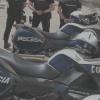 Policía Nacional, motos