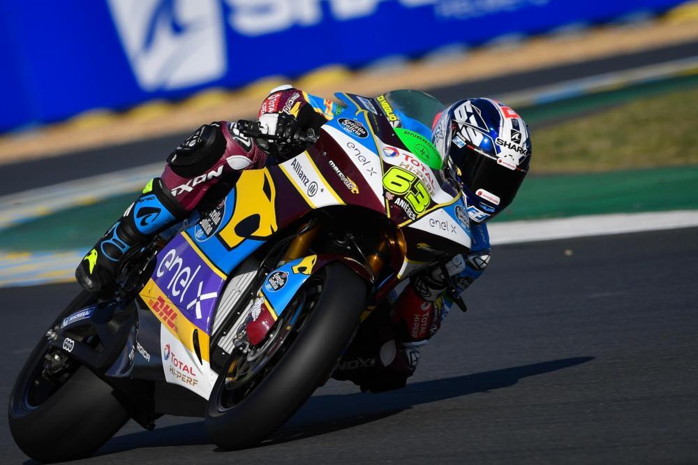 Mike Di Meglio líder en Le Mans