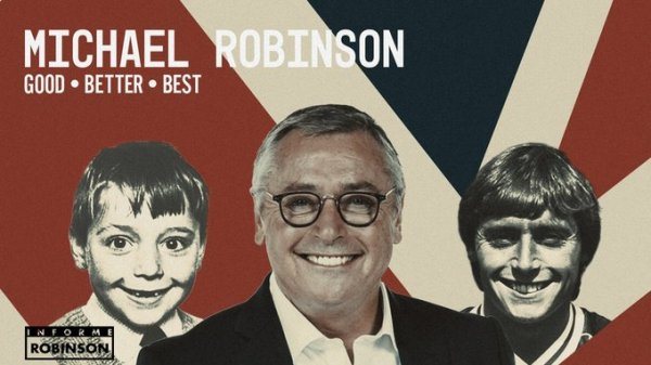 'Good, better, best', el homenaje a Michael Robinson