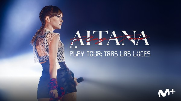 Aitana Play Tour Tras Las Luces