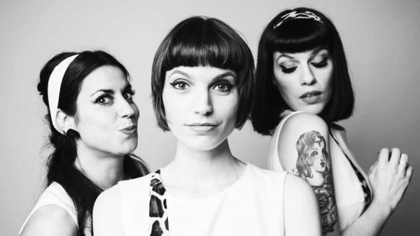 El trío musical femenino llamado Tiburona estrena nuevo single: 'No me interesa tu opinión'