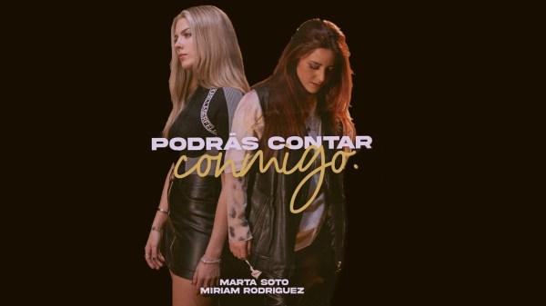 Marta Soto y Miriam Rodríguez