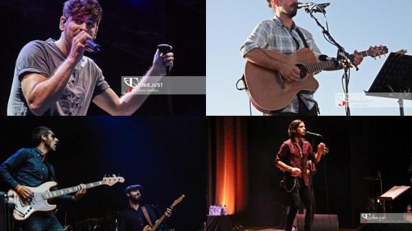 festas da ascensión Cepeda, Andrés Suárez, Sidecars y Fredi Leis conciertos