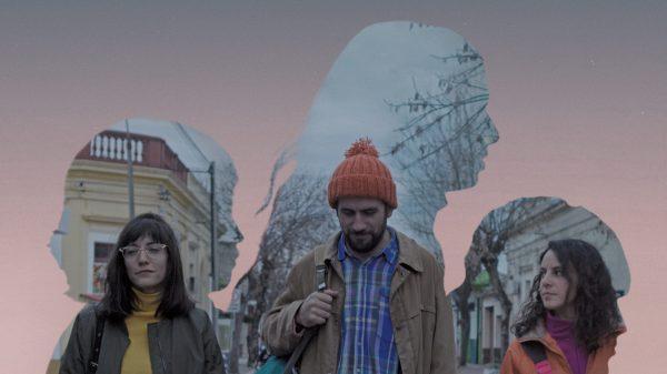 """Cartel de """"Años luz"""" de Joaquín Mauad"""
