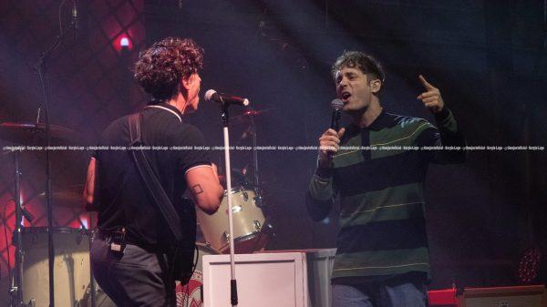 Concierto de Veintiuno y La La Love You en Vigo (Directos Vibra Mahou) 16-10-2021 Fotos Sergio Lago (1)