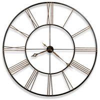 Howard Miller Oversized Postema Wall Clock 625-406 ...
