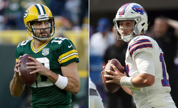 Bills at Packers