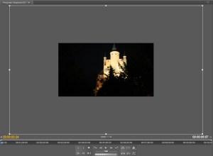 El tamaño del clip excede del proyecto. Click para ampliar