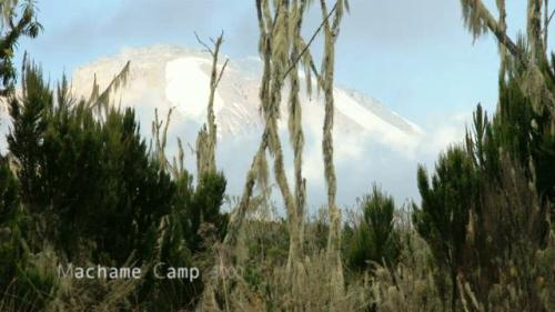 Kilimanjaro Timelapse