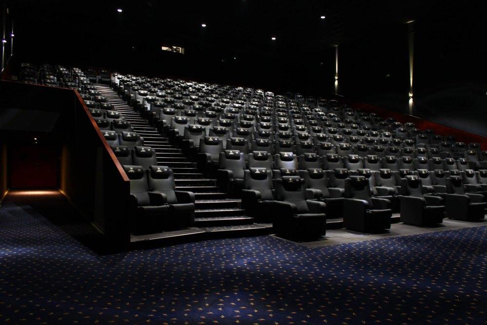 [VISITA] Cines Odeon SAMBIL, por dentro