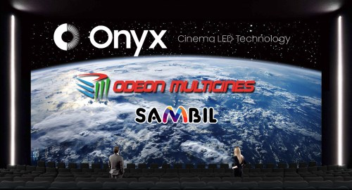 [ANÁLISIS EXCLUSIVO] Pantalla Samsung Onyx CINEMA LED en Cines Odeon Sambil