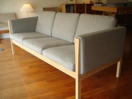 hans wegner sofa ch163 sleeper sofas nashville tn timeless j 1965