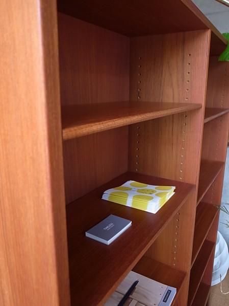 TIMELESS  teak bookshelf Mogensen