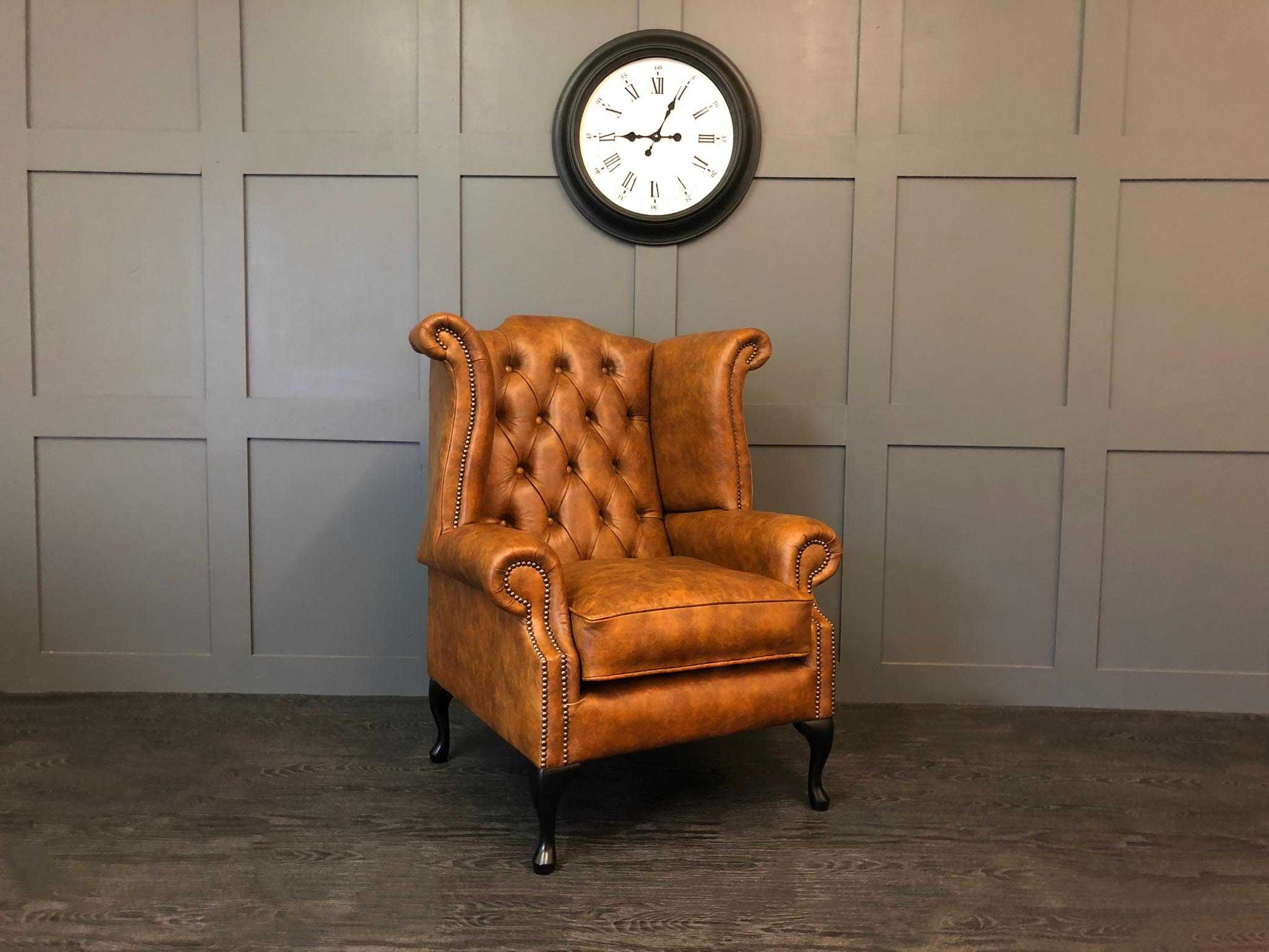 tan leather chair sale stool height the kent wing vintage timeless sofas