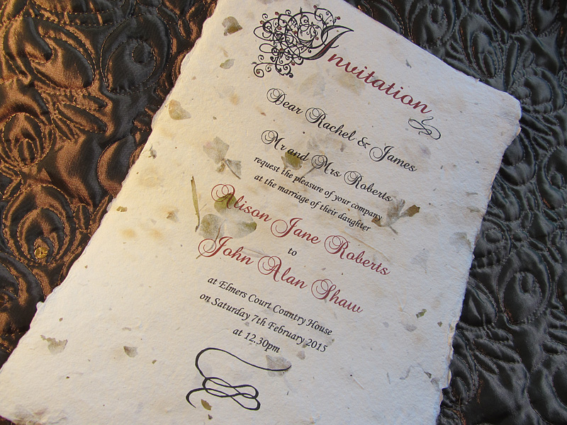 real parchment scrolls