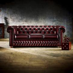 One Arm Sofa Name Maroon Leather Sofas A History Of The Chesterfield British Design Classic Is Most Recognisable Pieces Furniture In World You Can Travel To Almost Any Location Around Globe And There