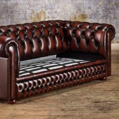 Chesterfield Sofa Bed Prague Ii Classic Two Seater Timeless Chesterfields