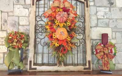 5 Things to Consider When Purchasing A Wreath or Swag