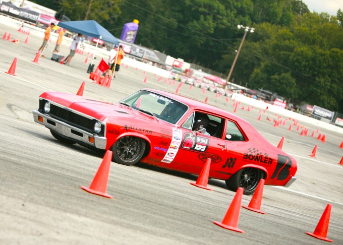 Road course and autocross action galore!