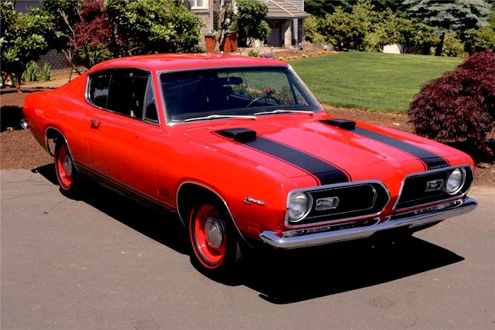 1969Barracuda