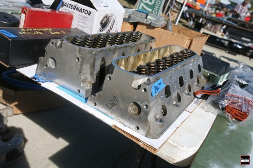Whether you're in the market for late model LS parts like these LQ4 cylinder heads...