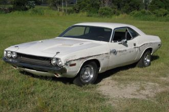 70s Death Proof Challenger