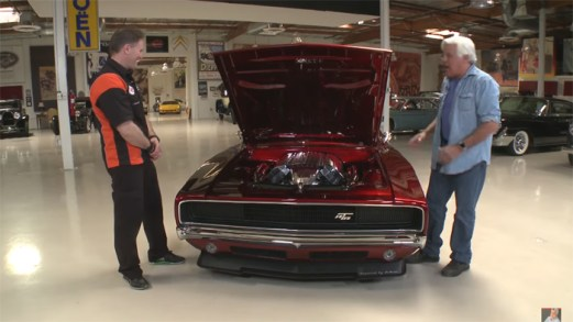 68 Charger RTR Jay Leno 10