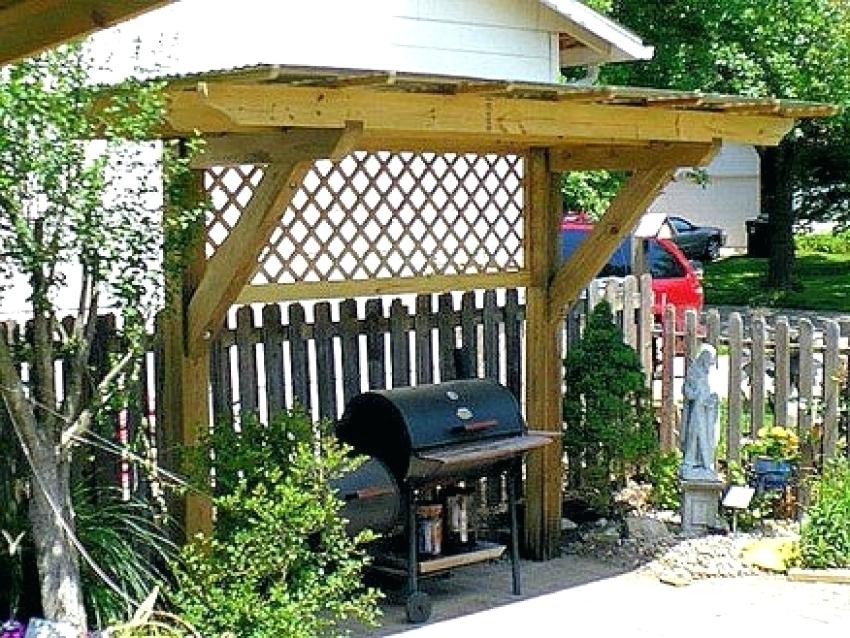 Backyard Grill Gazebo