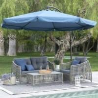 15 Ideas of Hampton Bay Offset Patio Umbrella