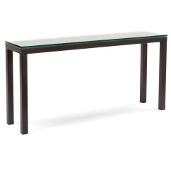 70 Inch Long Sofa Table Pickup Pictured Is The Charleston Forge Manufactured 60 In