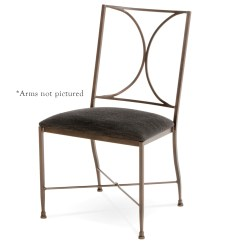 Wrought Iron Dining Chairs Chair Booster Seat Kmart Pictured Here Is The Doughton