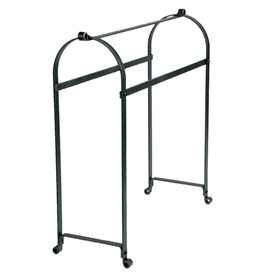 Wrought Iron Classic Quilt Rack by Enclume