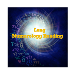 Long Numerology Reading 500by500