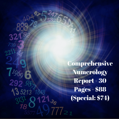 Numerology Report