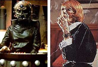Bette Davis and Davros... Seperated at Birth?