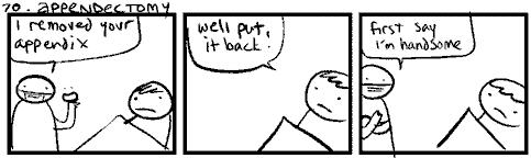 panels from 200 bad comics