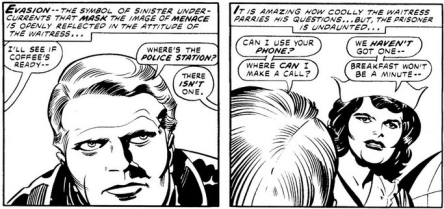 jack kirby adapts the prisoner