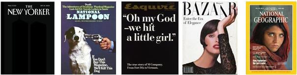 some of the greatest covers of the last 40 years