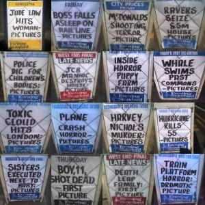 Evening Standard - Pics or it didn't happen...