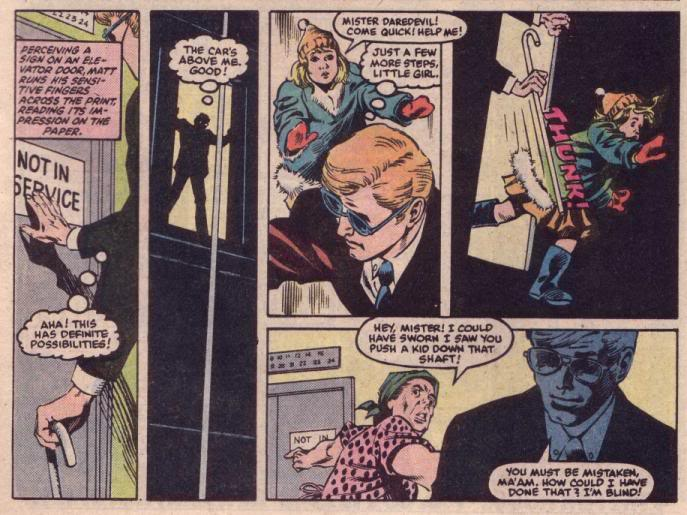 out-of-context-panels from daredevil #209