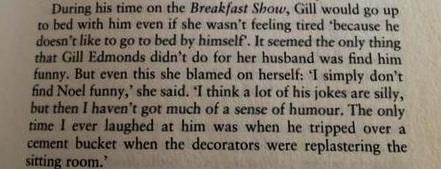 Excerpt from Noel Edmonds Biography