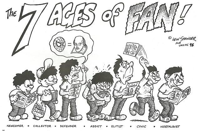 Lew Stringer's & Ages Of Fan