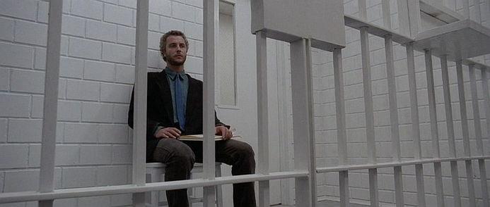 William Peterson in Manhunter
