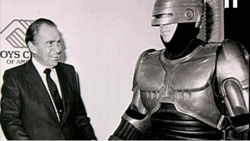 When Richard Nixon met Robocopy