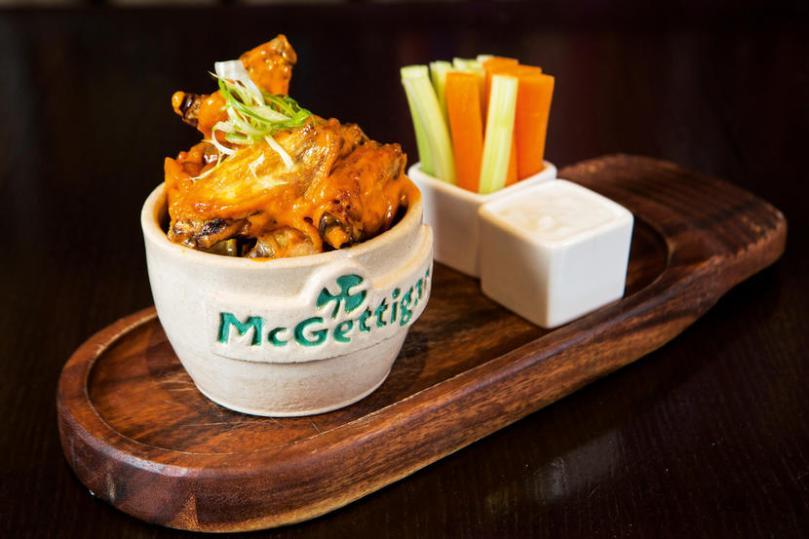 Kids eat free at McGettigan's JLT Dubai
