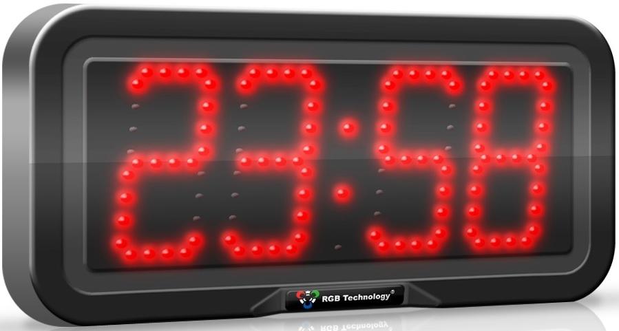 Horloges Leds Rgb Technology A Petits Prix