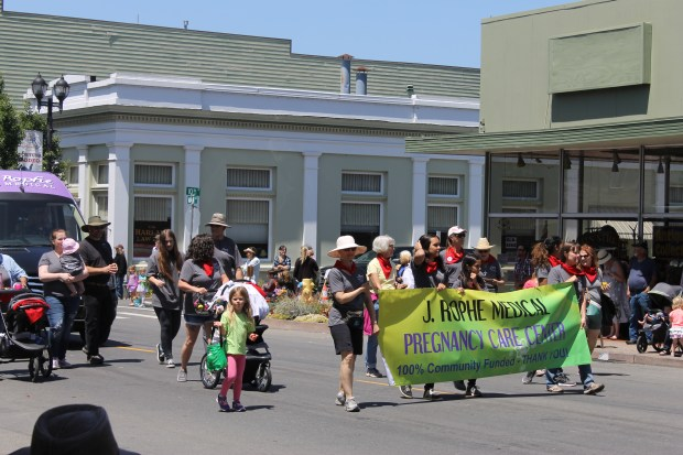 Fortuna Celebrates 98th Annual Rodeo Parade Times Standard