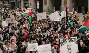 Širom svijeta protesti podrške palestinskom narodu