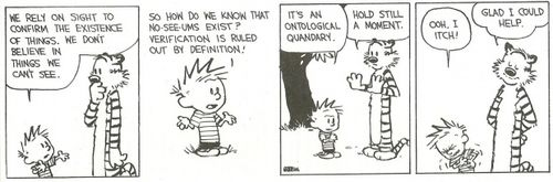 calvin knowledge